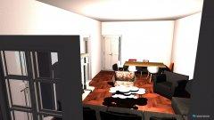 Raumgestaltung wohnkueche2 in der Kategorie Küche