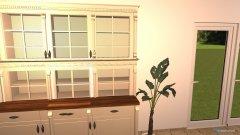 Raumgestaltung Wohnraum2 in der Kategorie Küche