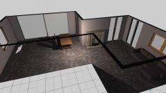 Raumgestaltung Wohnraum in der Kategorie Küche