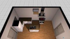 Raumgestaltung wohnung 1 in der Kategorie Küche