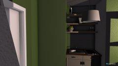 Raumgestaltung Wohnung claudi 2 in der Kategorie Küche