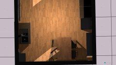 Raumgestaltung Wohnung - Küche in der Kategorie Küche