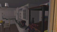 Raumgestaltung Wohnung Test 3 in der Kategorie Küche