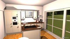 Raumgestaltung Wohnung in der Kategorie Küche