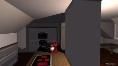 Raumgestaltung Wohnzimmer 2 in der Kategorie Küche