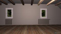Raumgestaltung Wohnzimmer Küche in der Kategorie Küche