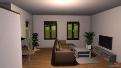 Raumgestaltung Wohnzimmer Wieland in der Kategorie Küche
