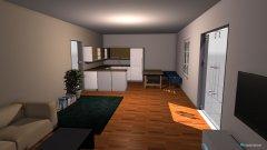 Raumgestaltung wohnzimmer in der Kategorie Küche