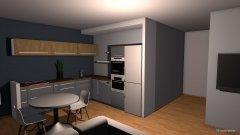 Raumgestaltung xy in der Kategorie Küche