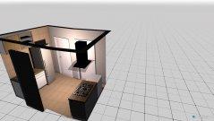 Raumgestaltung Youcity Kitchen in der Kategorie Küche