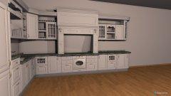 Raumgestaltung zahid kitchen in der Kategorie Küche