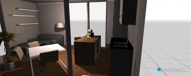 Raumgestaltung Zeillergasse3 in der Kategorie Küche