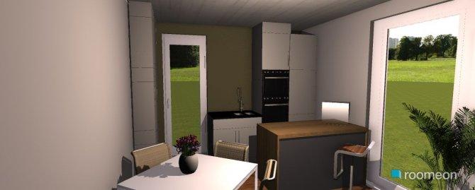 Raumgestaltung Zeillergasse_Version2 in der Kategorie Küche