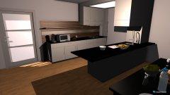 Raumgestaltung zimmer3 in der Kategorie Küche