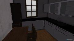 Raumgestaltung zimmer in der Kategorie Küche