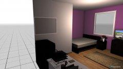 Raumgestaltung 01 in der Kategorie Schlafzimmer