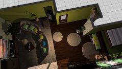 Raumgestaltung 02 in der Kategorie Schlafzimmer