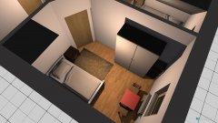 Raumgestaltung 1. OG in der Kategorie Schlafzimmer