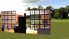 Raumgestaltung 1 Zimmerwohnung in der Kategorie Schlafzimmer