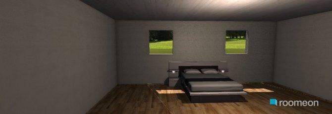 Raumgestaltung 123 in der Kategorie Schlafzimmer