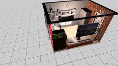 Raumgestaltung Проект 1 in der Kategorie Schlafzimmer