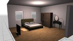 Raumgestaltung รูป1 in der Kategorie Schlafzimmer