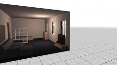 Raumgestaltung 1.  in der Kategorie Schlafzimmer