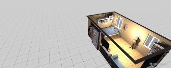 Raumgestaltung 1 in der Kategorie Schlafzimmer