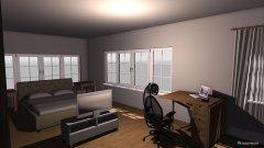 Raumgestaltung ห้องนอน 1 in der Kategorie Schlafzimmer