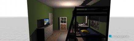 Raumgestaltung 2. Zimmer in der Kategorie Schlafzimmer