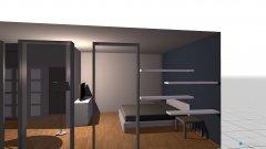 Raumgestaltung 20170220 in der Kategorie Schlafzimmer