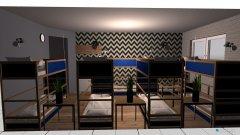 Raumgestaltung 22 in der Kategorie Schlafzimmer