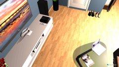 Raumgestaltung ห้องนอน 291 in der Kategorie Schlafzimmer