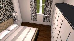 Raumgestaltung 2 in der Kategorie Schlafzimmer