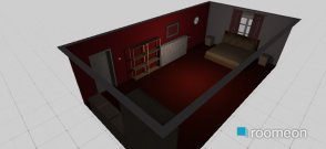 Raumgestaltung 2nd room in der Kategorie Schlafzimmer