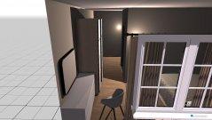 Raumgestaltung 2room in der Kategorie Schlafzimmer