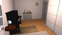 Raumgestaltung 3 in der Kategorie Schlafzimmer