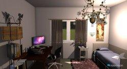 Raumgestaltung 3D Kinderzimmer Nr.2 in der Kategorie Schlafzimmer
