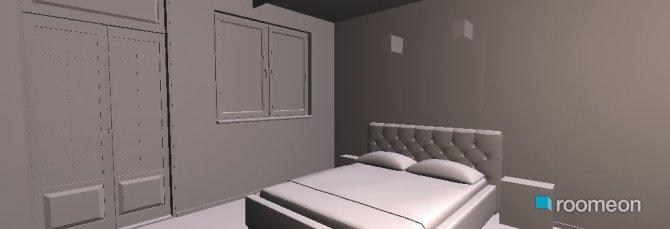 Raumgestaltung 3rd floor in der Kategorie Schlafzimmer