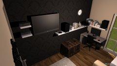 Raumgestaltung 43254 in der Kategorie Schlafzimmer