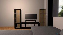 Raumgestaltung 4x1 zu 4x1 zu 4x1 in der Kategorie Schlafzimmer