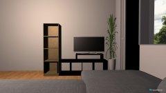 Raumgestaltung 4x1 zu 4x1 in der Kategorie Schlafzimmer