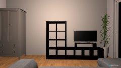 Raumgestaltung 4x1 zu 4x2 in der Kategorie Schlafzimmer