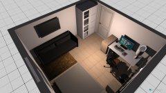 Raumgestaltung 4x4 in der Kategorie Schlafzimmer