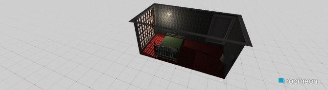 Raumgestaltung 573x300 in der Kategorie Schlafzimmer