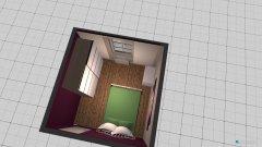 Raumgestaltung A in der Kategorie Schlafzimmer