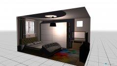 Raumgestaltung aa in der Kategorie Schlafzimmer