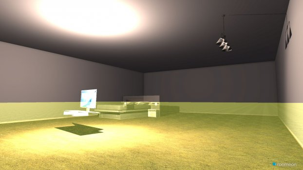Raumgestaltung ab hisbe in der Kategorie Schlafzimmer
