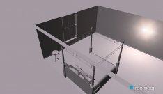 Raumgestaltung abbas in der Kategorie Schlafzimmer