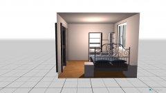 Raumgestaltung Aby's Zimmer in der Kategorie Schlafzimmer